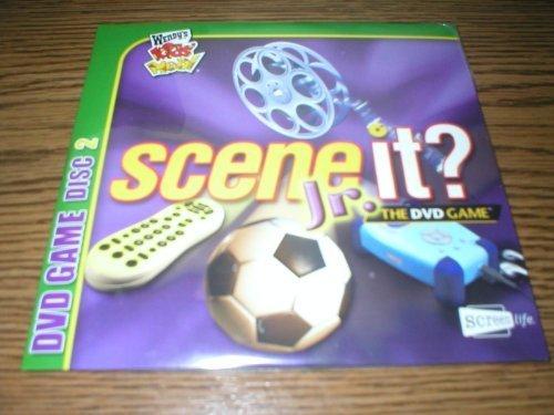 Scene It Jr The Dvd Game Disc 2 By S Buy Online In Bahamas At Desertcart