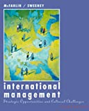 International Management, Dean B. McFarlin and Paul D. Sweeney, 0618113339