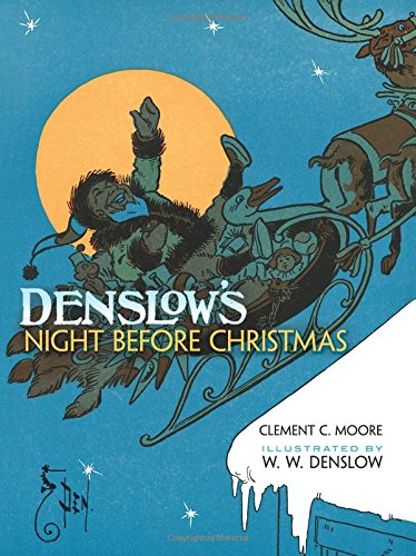 Denslow's Night Before Christmas (Christmas Poetry Famous)