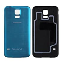 Original Battery Back Door Cover with Rubber Seal For Samsung Galaxy S5 blue ~ USA