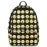 Hynes Eagle Printed Emoji Kids School Backpack