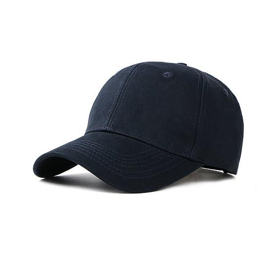 JUNGEN Unisex Gorra de Béisbol Ajustable Sombrero de Sol al Aire Libre  Sombrero Deportes Casquillo ocasional a29870c6e31