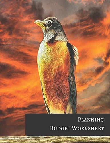 Planning Budget Worksheet pdf