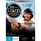 Miss Fisher's Murder Mysteries (Season 1 - Vol. 2) - 2-DVD Set ( Miss Fisher's Murder Mysteries - Series One - Volume Two ) ( Miss Fisher's Murder Mys [ NON-USA FORMAT, PAL, Reg.0 Import - Australia ] by Miriam Margolyes
