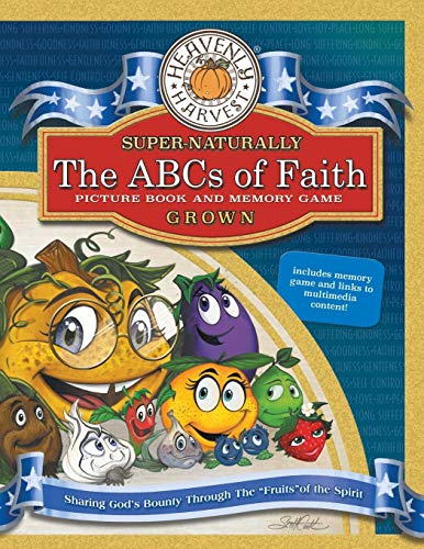 The Abcs of Faith: Picture Book and Memory Game
