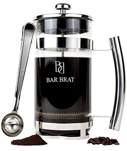 Purchase Premium 34 Oz. French Press Coffee Maker by Bar Brat ™   Best Way To Drink & Make Coffee ...