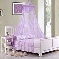 Raisinette Kids' Collapsible Hoop Sheer Bed Canopy