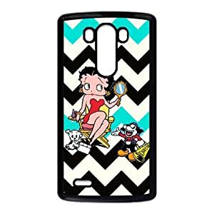 LG G3 phone cases Black Betty Boop cell phone cases Beautiful gifts YWLS0474701