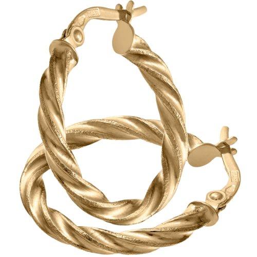 Citerna 9k Orecchini Oro In 375 Donna A0vAZ