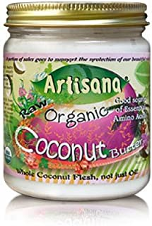 product image for Artisana Raw Coconut, 8-Ounce (Pack of 6)