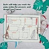 Bullet Dotted Journal Kit, 32Pieces Journaling kit