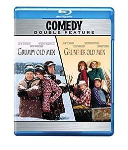 Grumpy Old Men / Grumpier Old Men (Double Feature) [Blu-ray]