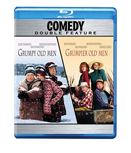 Amazon com: Grumpy Old Men / Grumpier Old Men (Double