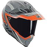 AGV AX-8 Dual Sport Evo Adult Helmet - Karakum / 3X-Large