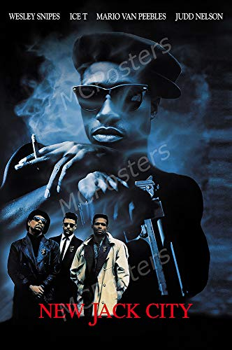 MCPosters - New Jack City Glossy Finish