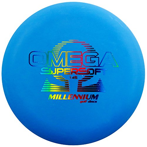 Millennium SuperSoft Omega Putter Golf Disc [Colors may vary] - - Omega Disc