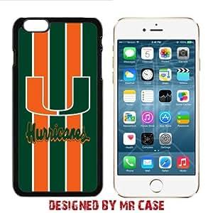 miami hurricanes Phone Case for Iphone 6 Plus