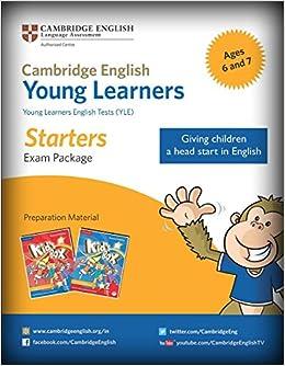Buy Cambridge English: Young Learners English (YLE Starters