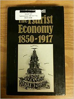 Book The Tsarist Economy, 1850-1917