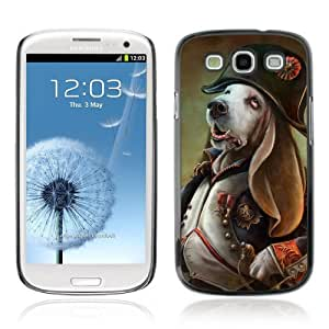 Designer Depo Hard Protection Case for Samsung Galaxy S3 / Dog General