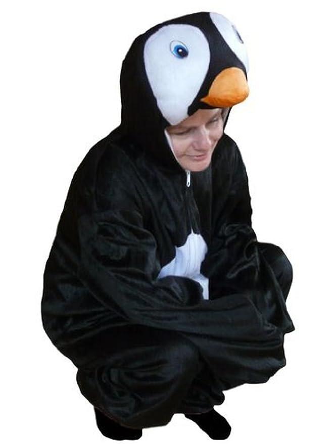 An46 Gr. L-XL del traje de pingüino pingüinos carnaval ...