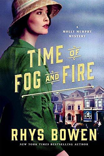 Time of Fog and Fire: A Molly Murphy Mystery (Molly Murphy Mysteries) [Rhys Bowen] (Tapa Blanda)
