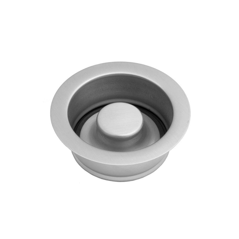 Jaclo 2815-MBK Disposal Flange with Stopper, Matte Black