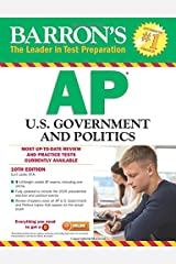 Barron's AP U.S. Government and Politics, 10th Edition Paperback