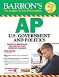 img - for Barron's AP U.S. Government and Politics, 10th Edition book / textbook / text book