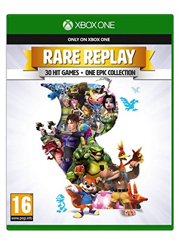 Rare Replay (Xbox One) UK IMPORT