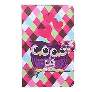 MOONCASE para Samsung Galaxy Tab E ( 9.6 inch) T560 T561 Case Carcasa Funda Cartera Cuero Case Tapa Cover PB01