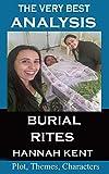 Analysis - Burial Rites - Very Best Analysis