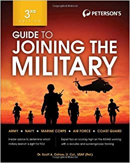 Book Guide to Joining the Military by Ostrow, Scott A. (2013)