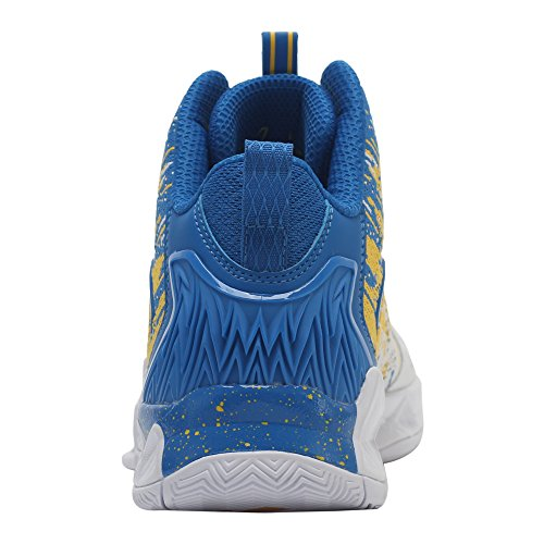 best wholesale cheap online ANTA Men's KT2 Basketball Shoes Post Home-white/Royal Blue/Yellow cheap sale cheapest price B2shbunABy