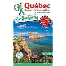 QUÉBEC, ONTARIO ET PROVINCES MARTIMES 2016-2017