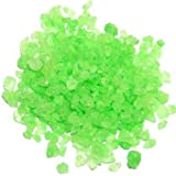 Light Green Watermelon Rock Candy Crystals 5lb Bag