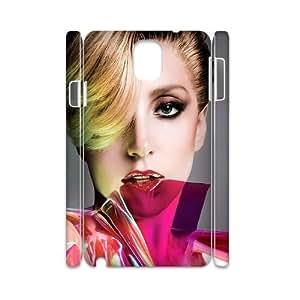 C-EUR Diy Case Lady Gaga,customized Hard Plastic case For samsung galaxy note 3 N9000