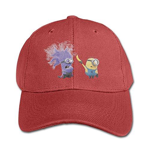 Kid's Minions Baseball Hats (Eine Brille Für Baseball)