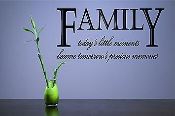 Amazon Com Family Today S Litte Moments Become Tomorrow S Precious