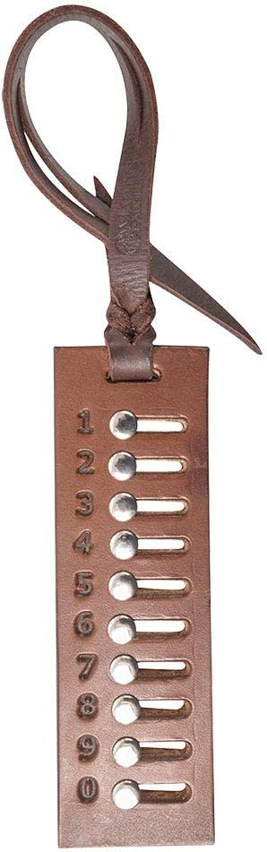 Martin Saddlery Leather Cow Counter N//A N//A