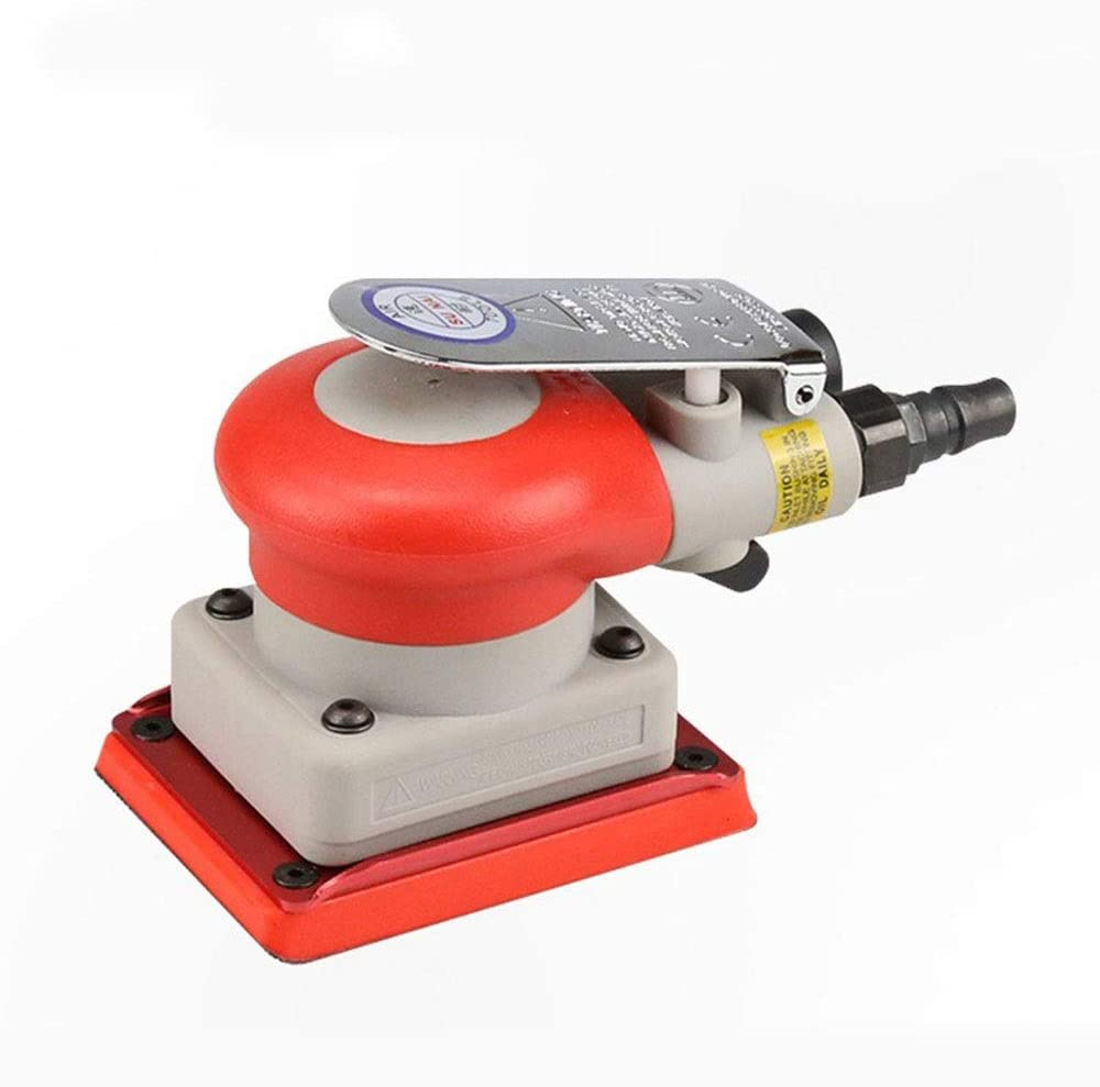 Portable Practica Pneumatic Products Pneumatic Sander, SN-336 Vibrating Pneumatic Square Grinding Machine seits Tools Industrial