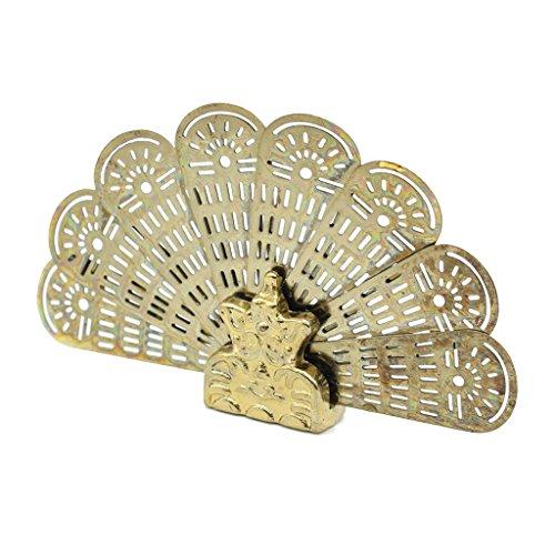 Homyl 1/12 Miniatura Cubierta de Chimenea Ventilador Decoración de Dollhouse