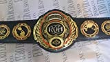 New Replica ROH Belt, Ring Of Honor Champion Belt Adult Size Metal Plates & Bag