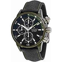 Maurice Lacroix Pontos S Extreme Men's Automatic Chronograph Khaki Aluminium Watch PT6028-ALB21-331
