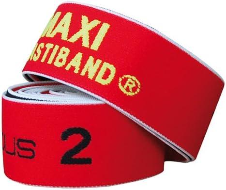 color rojo 10 kg Banda el/ástica Sveltus Maxi Elastiband/®
