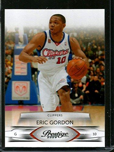 - 2009-10 Prestige #44 Eric Gordon NM-MT Clippers