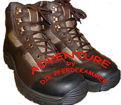 Reitschuhe ADVENTURE BOOTS Stable Boots Gr. 39 BRAUN
