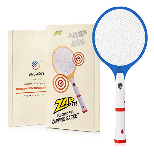 sosoon-electric-bug-zapper-rechargeable-handheld-fly-swatter-insect-killer-mosquito-zapper-racket-wi