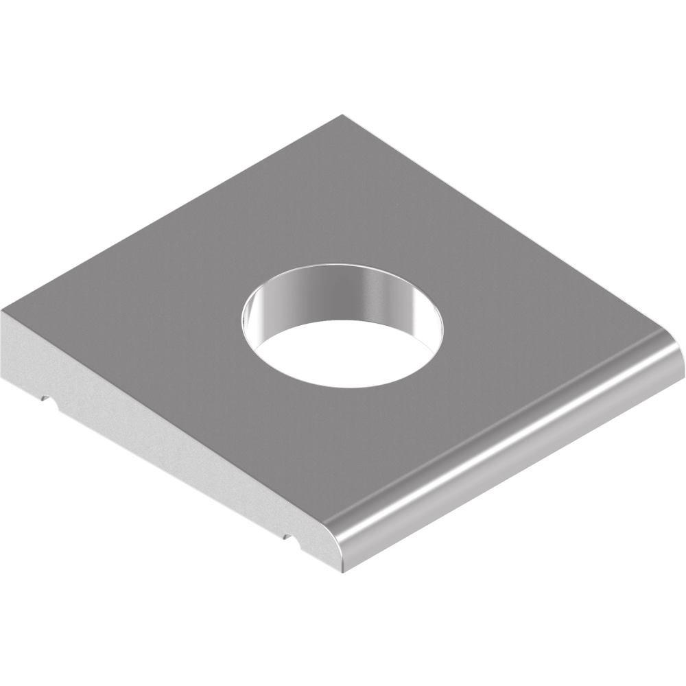 25 Stü ck Vierkant-Keilscheiben DIN 434 - Edelstahl A2 f.U-Trä ger - 13, 5 f.M12 svh24