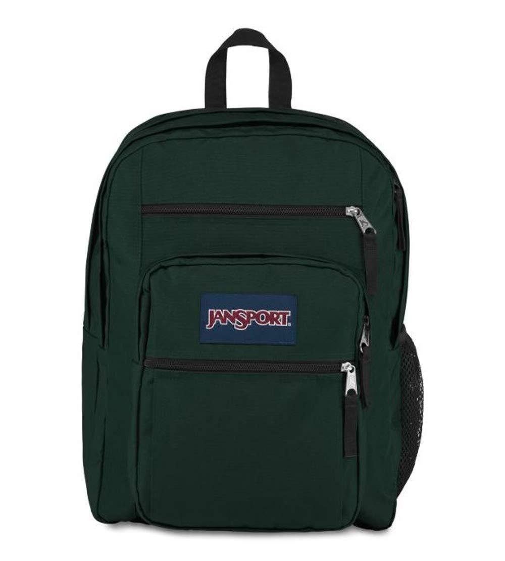 JanSport TDN7 Big Student Backpack (AGRN/Pine Grove)